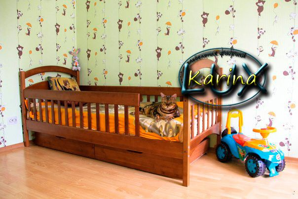 детская кровать Карина двухьярусная супер цена
