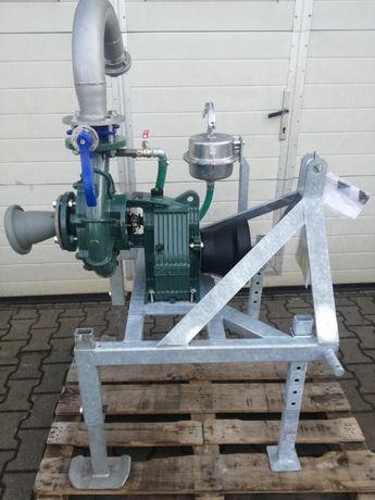 Caprari MEC-D3 /65B nowa pompa o wydajność 96m3/godzinę