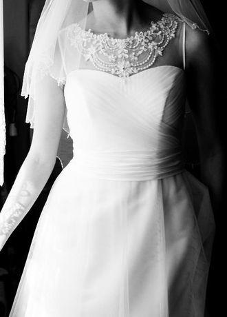 Suknia ślubna TANIO dobra jakość