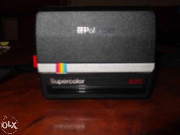 Maquina fotografica POLARID super color 635