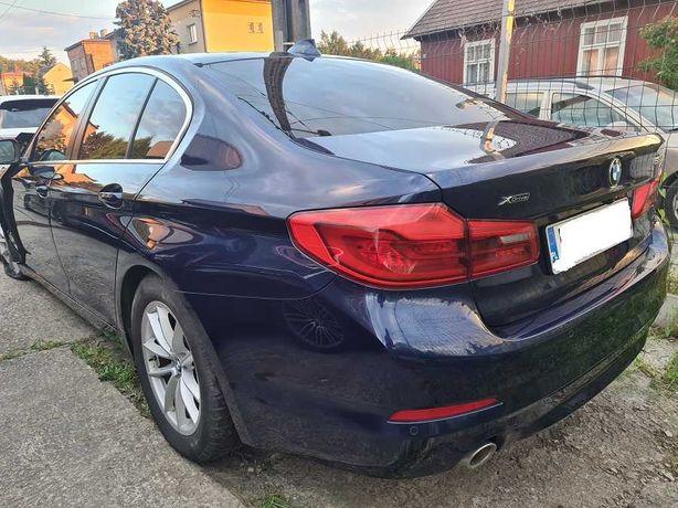 BMW 5 520d G30 Xdrive 190KM 2018 M-Pakiet 360 kam 23% Salon PL 1 wł FV