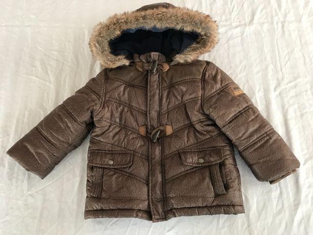 Куртка еврозима Chicco 86 см. Чикко Lenne Reima рейма пуховик