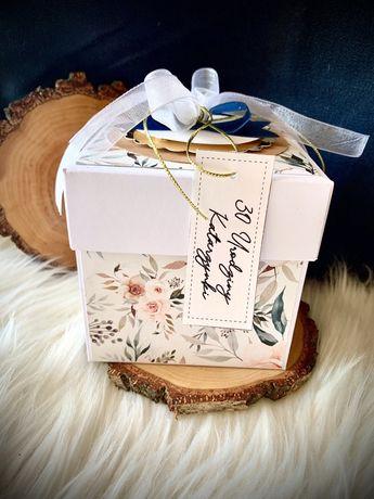 Exploding Box pudełko urodziny