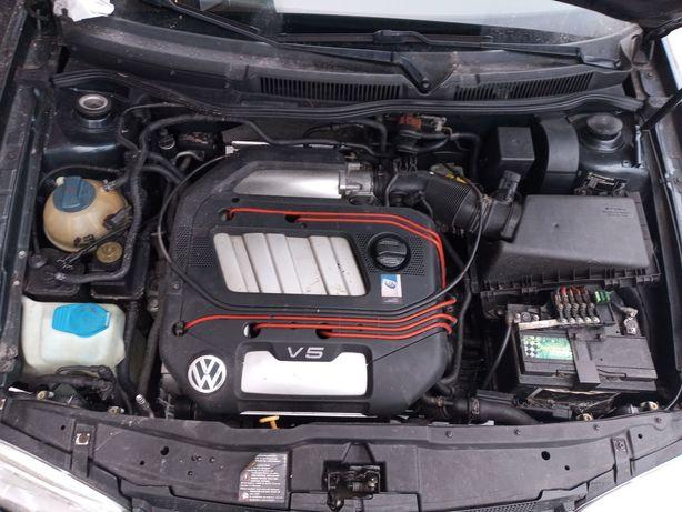 Silnik 2.3v5 Golf IV
