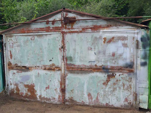 Металевий гараж в кооперативі по вул. Винниця