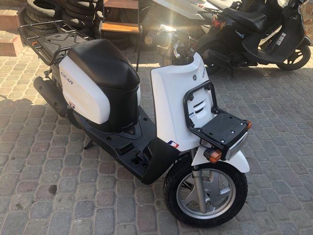 Yamaha Gear 2015
