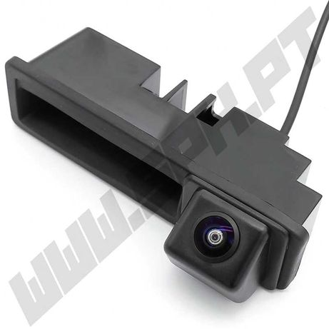 Camera Visão Traseira HD Audi A3 / A4 / A6 / S5 / Q7