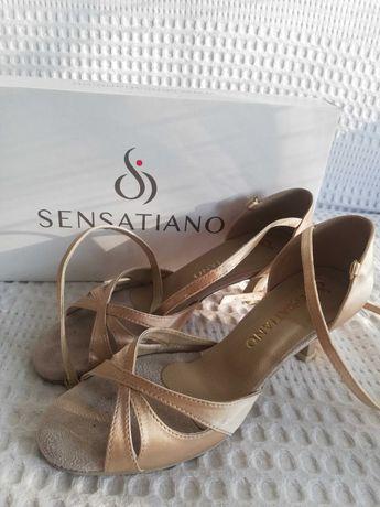Buty taneczne ślubne Sensatiano 37,5