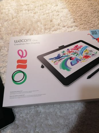 Tablet graficzny Wacon One Display 13
