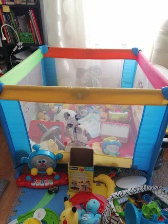 Parque bebé toys r us
