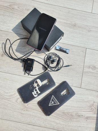 Telefon smartfon samsung galaxy S 9+ plus s9+  gratisy super stan