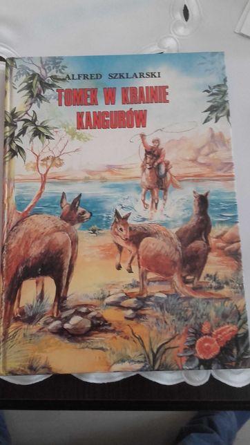 Alfred Szklarski-Tomek w krainie kangurów