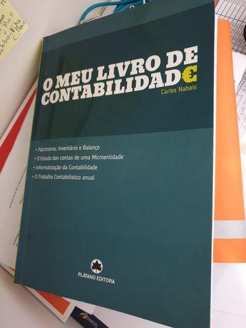 O meu livro de Contabilidad€