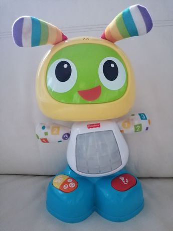 Fisher-Price Ucz Się I Śmiej Bebo DJX24 zabawka edukacyjna
