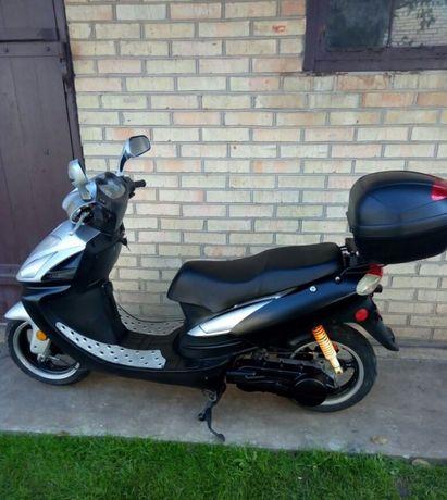 Продам скутер 150 сс