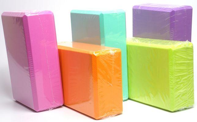 Блок для йоги, йога блок, блок для растяжки