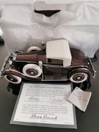 Vendo carro coleção 1925 Hispano Suiza h6b kellner