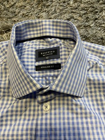 Koszula w kratę Reserved