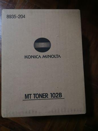 Toner para fotocopiadora Konica Minolta