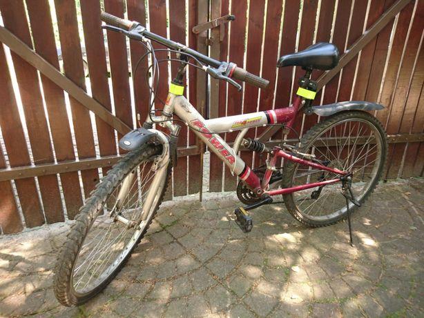 Rower Górski Podwójnie Amortyzowany 26'