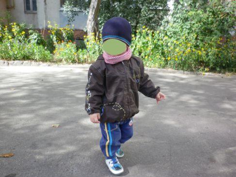 Ветровка курточка куртка Соня 100%хб 80-92