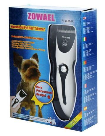Trymer dla Zwierząt Golarka Dla Psów PET HAIR TRIMMER ZOWAEL