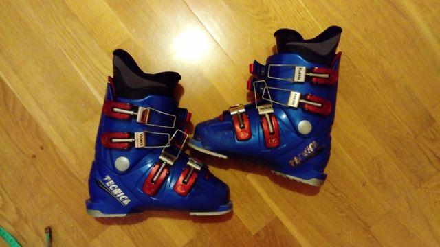 Tecnica buty narciarskie dziecięce