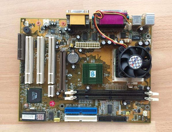 Материнка с процессором Celeron и памятью (комплект в сборе) для дома
