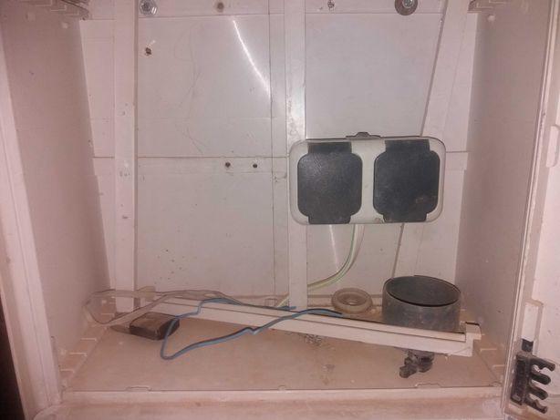 Skrzynka elektryczna budowlana