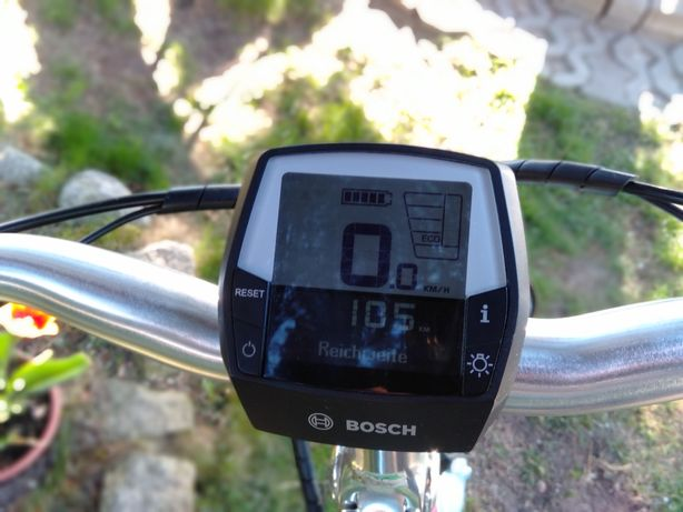 Rower elektryczny Sinus Bosch