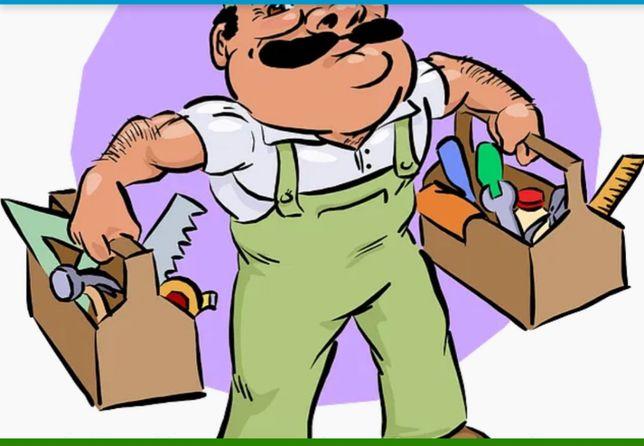 Ремонт, строительство, маляра штукатуры, сантехника, плиточник, кровля