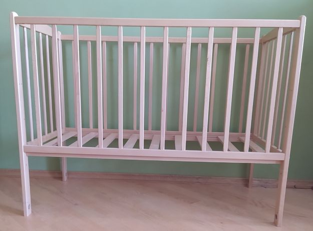 Нове ліжечко дитяче з бука / кроватка детская Глубіш