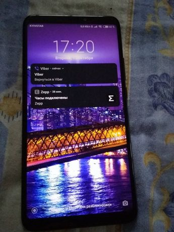 Xiaomi mi max 3 4/64 + microsd 128gb transcend
