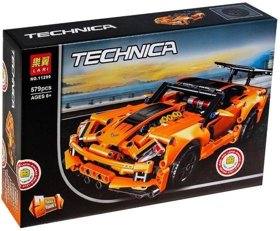 Конструктор LARI 11299 Chevrolet Corvette 579 детале аналог LEGO 42093