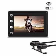 VSYSTO Мотоцикл Видеорегистратор Мотоциклетная камера 1080P