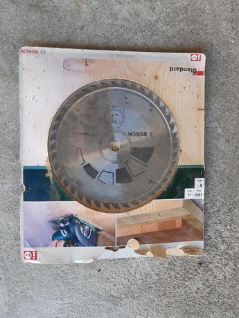 Disco máquina cortar madeira