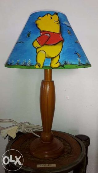 Candeeiro Winnie The Pooh