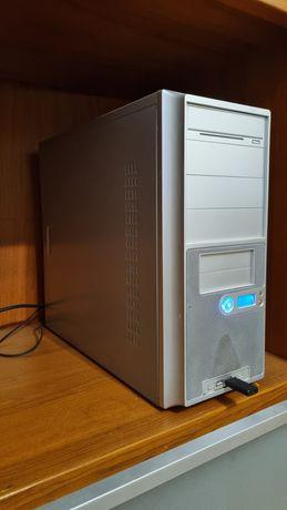 """Системный блок  Intel i5 4570 (3,20 GHz) + Монитор Samsung 23"""""""