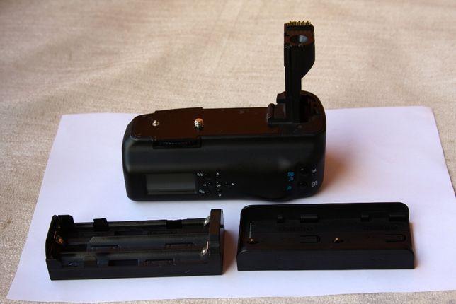 Батарейный блок бустер Canon