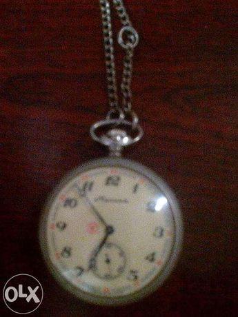 Продам карманные часы Молния(СССР). Парусник 3602!