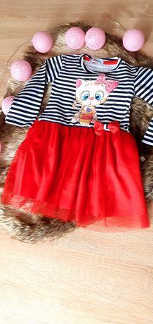 Nowe sukienki dla dziewczynki
