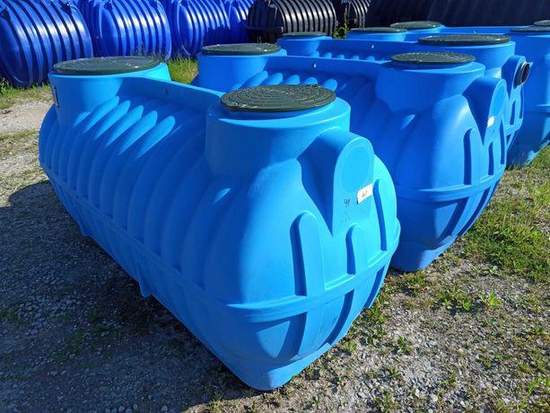 Zbiornik na wodę deszczową deszczówkę 1000l 2500L 3000L 4000L