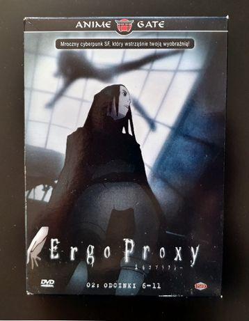Ergo Proxy - odcinki 6-11 DVD Akira Yoshimura