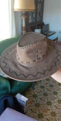 Chapéu de estilo Cowboy