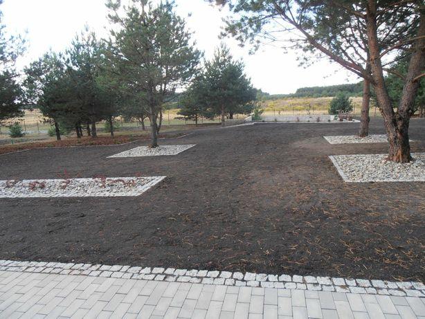 Zakładanie trawników,usługi ogrodnicze