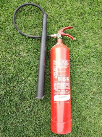 Extintor de incêndio dióxido de carbono