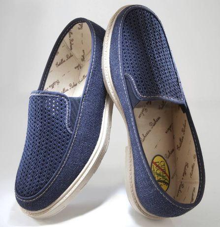 Wygodne i przewiewne buty, różne rozmiary, morski, WYPRZEDAŻ