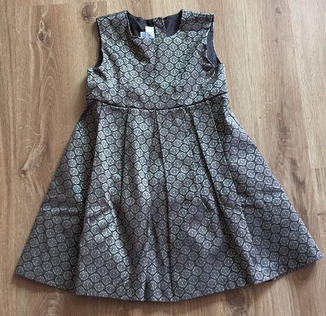 Платье сарафан Chicco нарядное