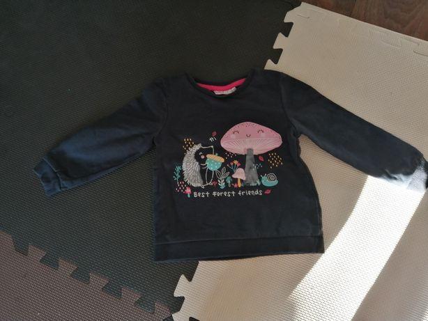 Bluza dla dziewczynki rozm. 92