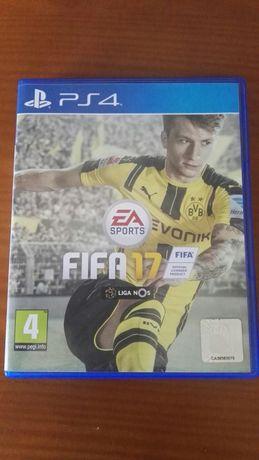 Jogo PS4 FIFA 17